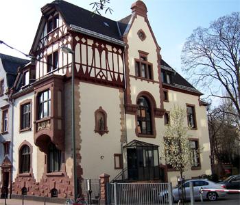 Wohnheim gmbh eschenheimer anlage 24